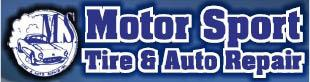 Motor-Sport Tire & Auto Repair