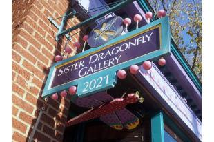 Sister Dragonfly Gallery