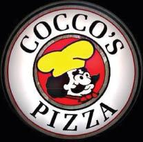 Cocco's Pizza/ Downingtown