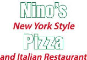 Nino's New York Style Pizza
