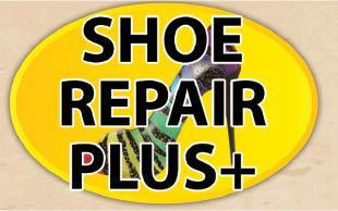 Shoe Repair Plus