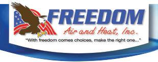 FREEDOM AIR AND HEAT INC