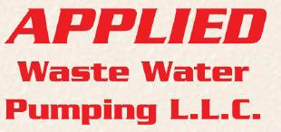 Applied Waste Water Pumping