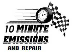 10 MINUTE EMISSIONS
