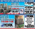 New York Heating & Air Conditioning