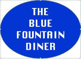 Blue Fountain Diner