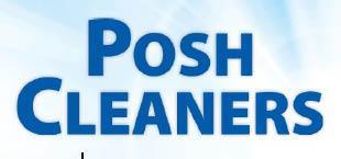 *POSH CLEANERS
