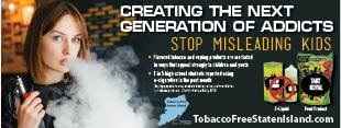 Tobacco Free Staten Island