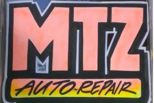MTZ Auto Repair