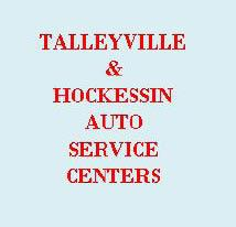 Talleyville & Hockessin Auto Service Centers