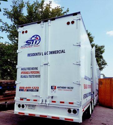 STI Moving & Storage Inc. Long Distance Movers
