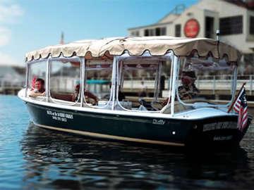 Watts on the Harbor Cruises