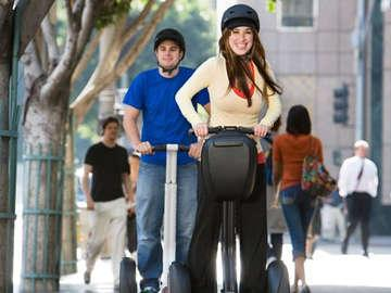 Edmonds Segway Tours