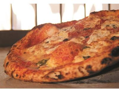 DOUGHBOYS AUTHENTIC WOOD FIRED PIZZA