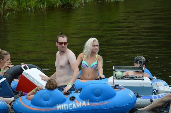 Apple River Hideaway Campground and Tubing