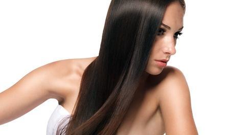 Andrea Bosko at Cut Loose Hair and Nail Studio