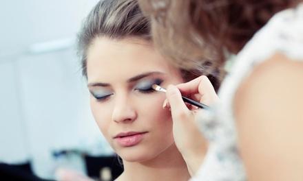 Adrissa C. Glitzngo Makeup