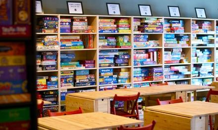 3&Up Board Game Lounge