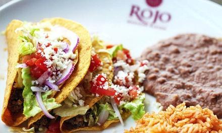 Rojo Mexican Bistro