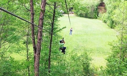 Carolina Ziplines Canopy Tour