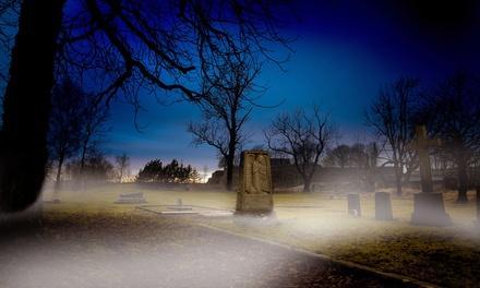 Haunted Saratoga Ghost Tours