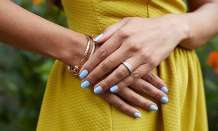 Pretty Natural Nails