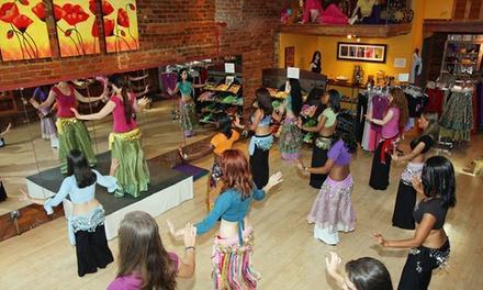 Nazeem Allayl Belly Dance Studio