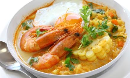 Rosa's Traditional Peruvian Food
