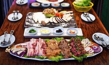 Kangnam BBQ Sports bar & Grill