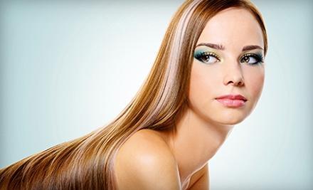 Desiree Maples at Blonde Salon & Spa