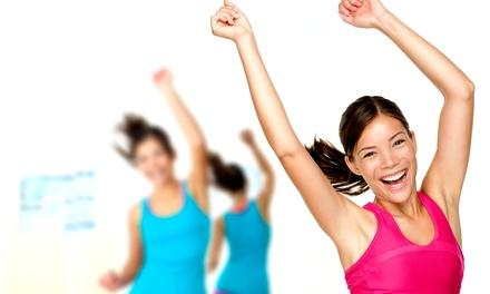 Dance Jam Fitness