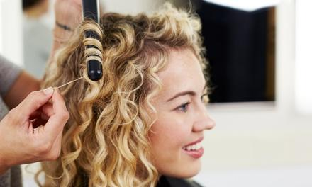 Alexandra Woodall at Hairspray Salon & Spa