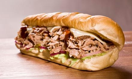 Shy's Subs & More