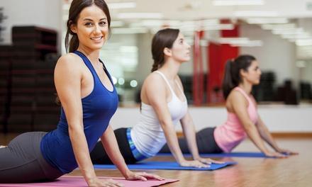 Yoga & Fitness Passport