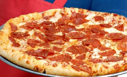 Gumby's Pizza-Iowa City
