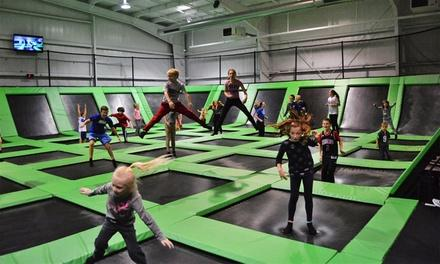 High Elevations Trampoline Park