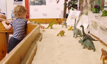 JERSEY SHORE CHILDREN'S MUSEUM