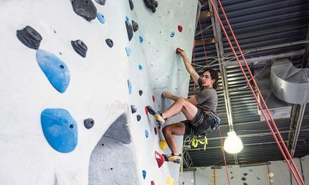 Inner Peaks Climbing Center