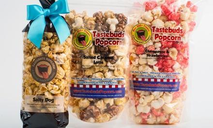 Tastebuds Popcorn at the Lake/MET