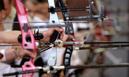 Archery Learning Academy at Boss Pro Shop