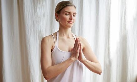 Okra Yoga Tea Massage