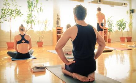 Moksha Yoga Center
