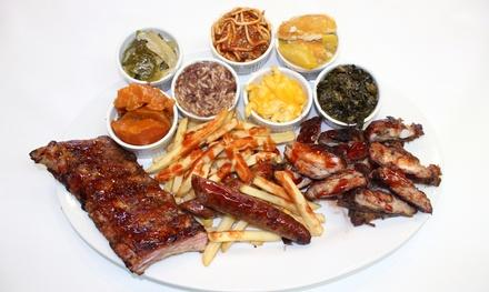 Kenny's Ribs & Chicken and Dustie's Restaurant- Country Club Hills