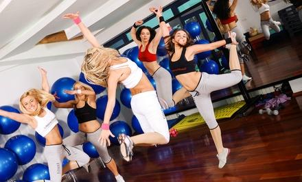 Cardio Dance Party