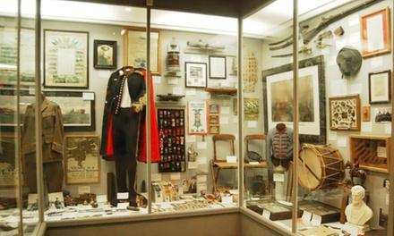 Motts Military Museum Inc