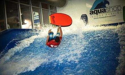 Aquashop Indoor Surfing