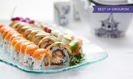 J Sushi Restaurant