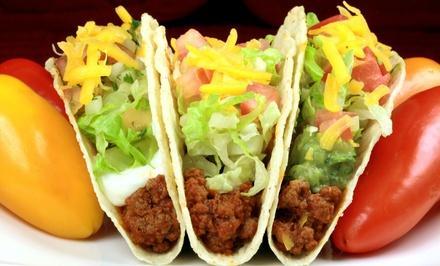 Tacos Chinampa 1