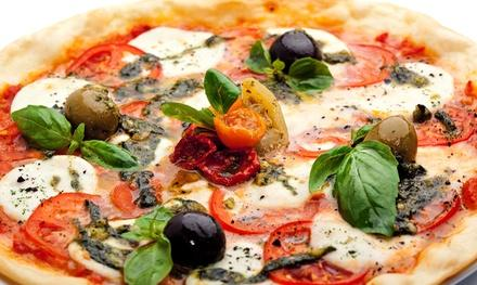 The Healthy Pizza Company