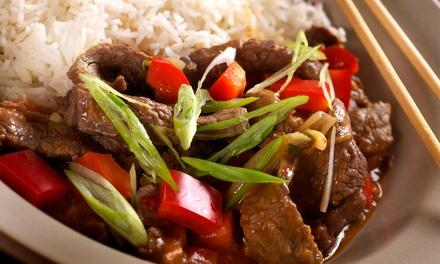 Lee's Mongolian Grill